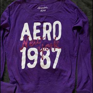 Aeropostale long sleeve shirt